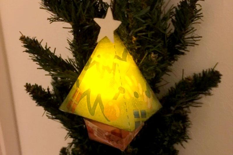 電子工作とデザインにトライ!世界に一つだけの光るクリスマスオーナメントをつくろう