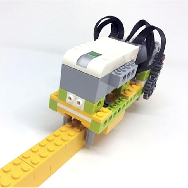 2.のりものをつくろう!はじめてのロボット&プログラミング