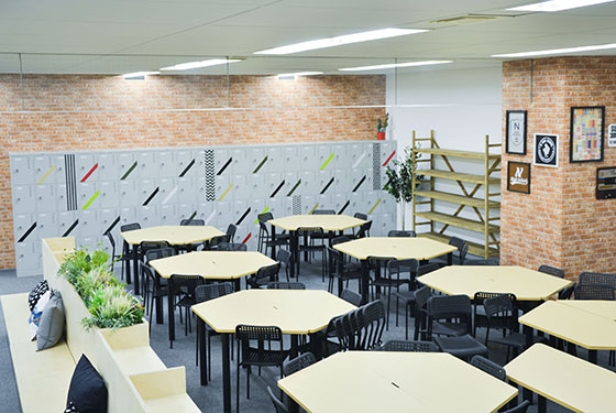 N高等学校 横浜キャンパス会場