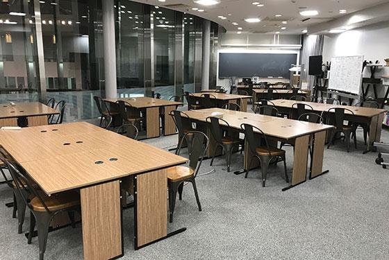 N高等学校 代々木キャンパス会場
