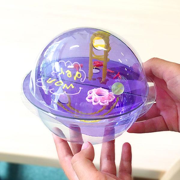 01.夏休みの自由工作に!3Dペンで立体ビー玉迷路をつくろう!