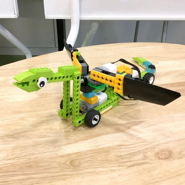 05.ロボットプログラミングで どうぶつを進化させよう!