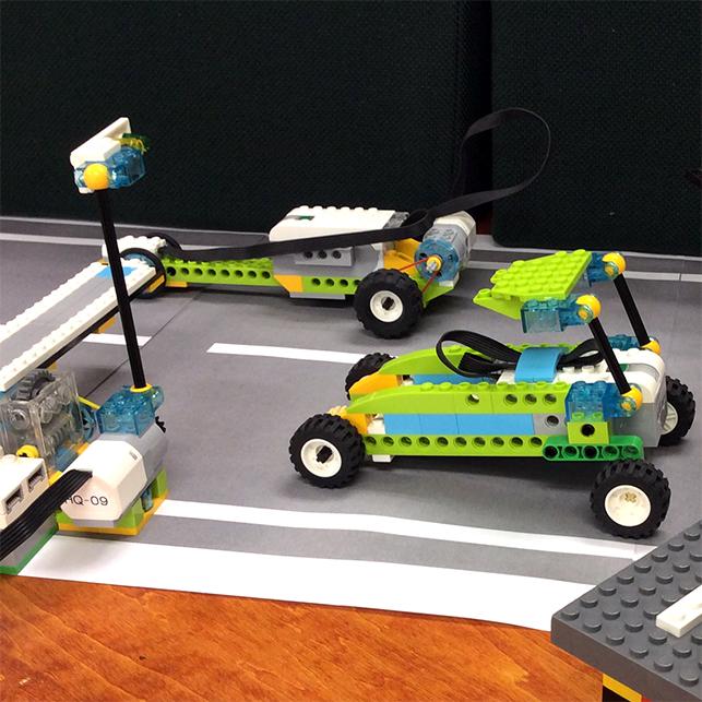 【通塾生以外もOK】ロボットプログラミングで 未来の乗り物をつくろう!