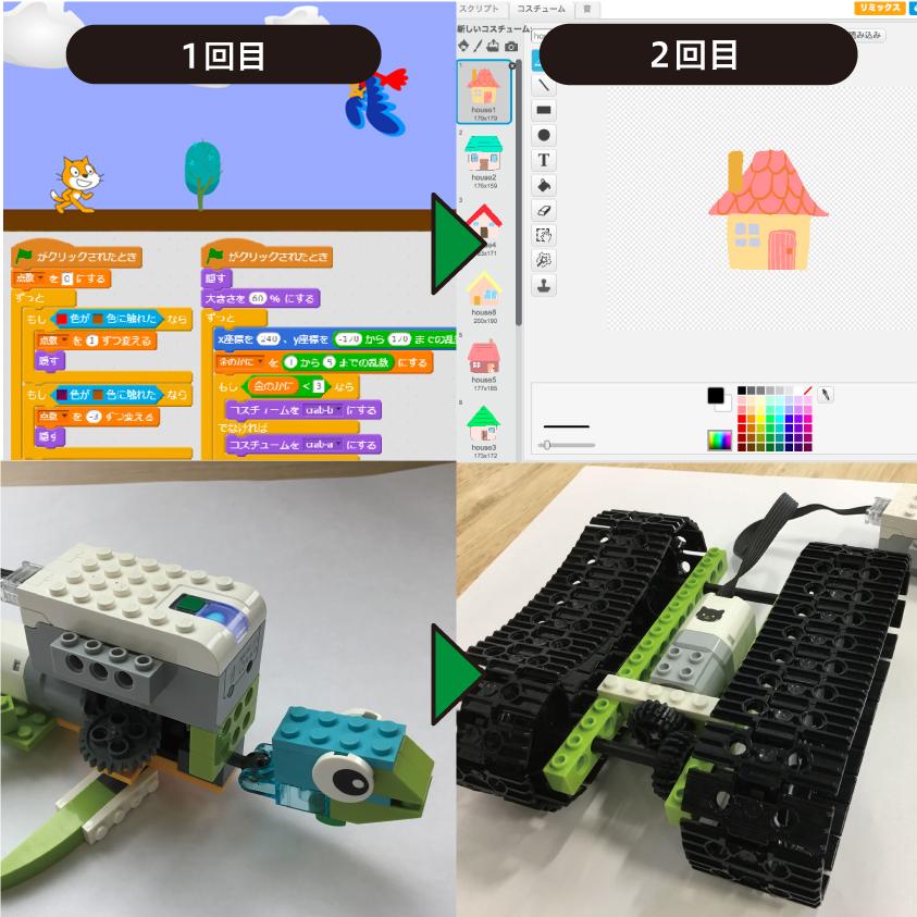 プログラミングやロボット製作にじっくり取り組みたい方へ
