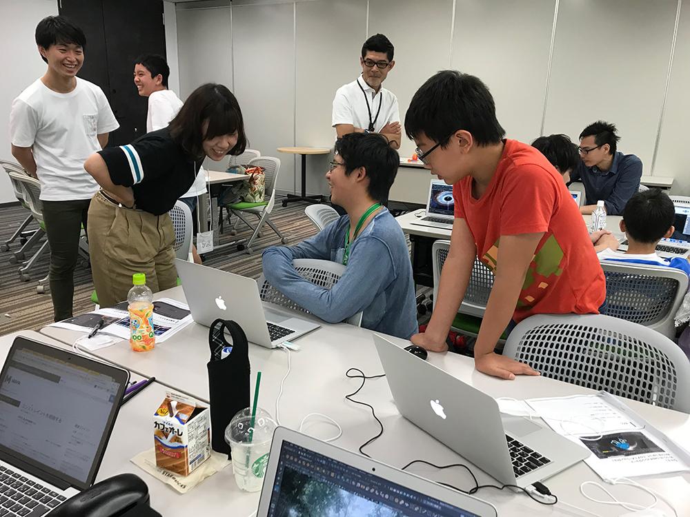 【開催レポート】オートデスク社とのコラボ!3DCG制作をプロと体験!