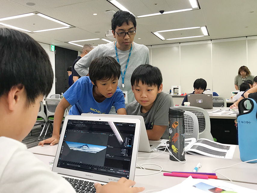 2日目:「Autodesk Maya」で3Dアニメーション制作!