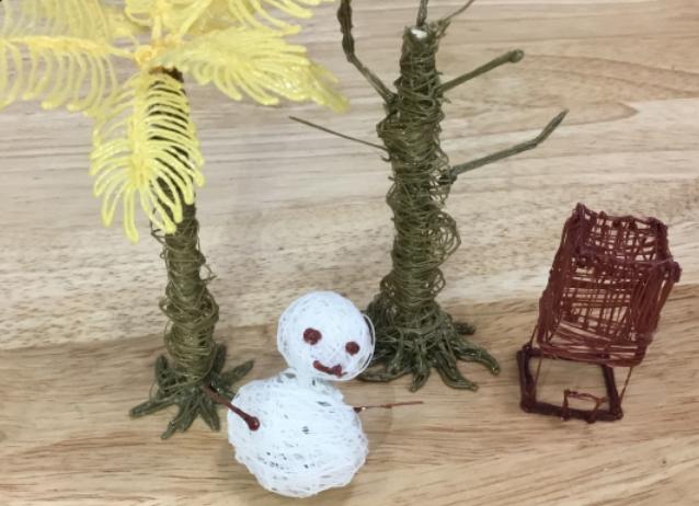 【通塾生以外もOK】3Dペンで「みんなの棚」をかっこよく飾り付けしよう!