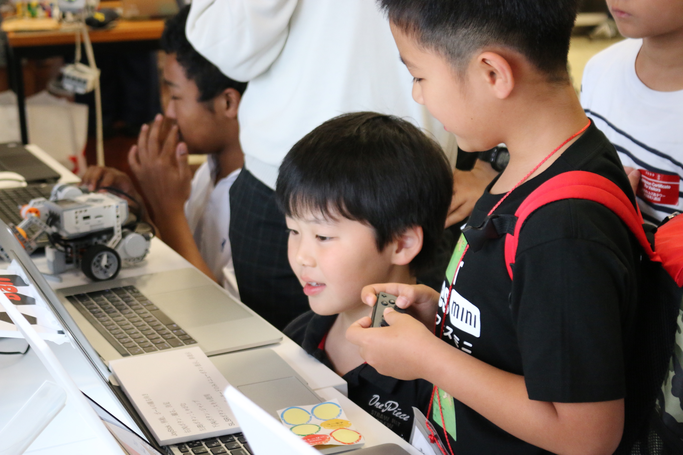高校生のつくった作品に触れよう!クラーク記念国際高等学校 秋葉原ITキャンパス!