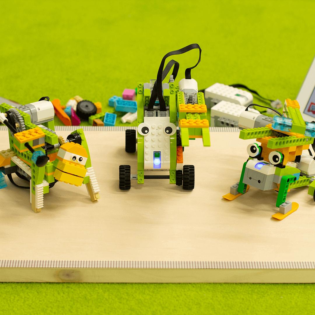 6.自由に改造!動物ロボットバトル
