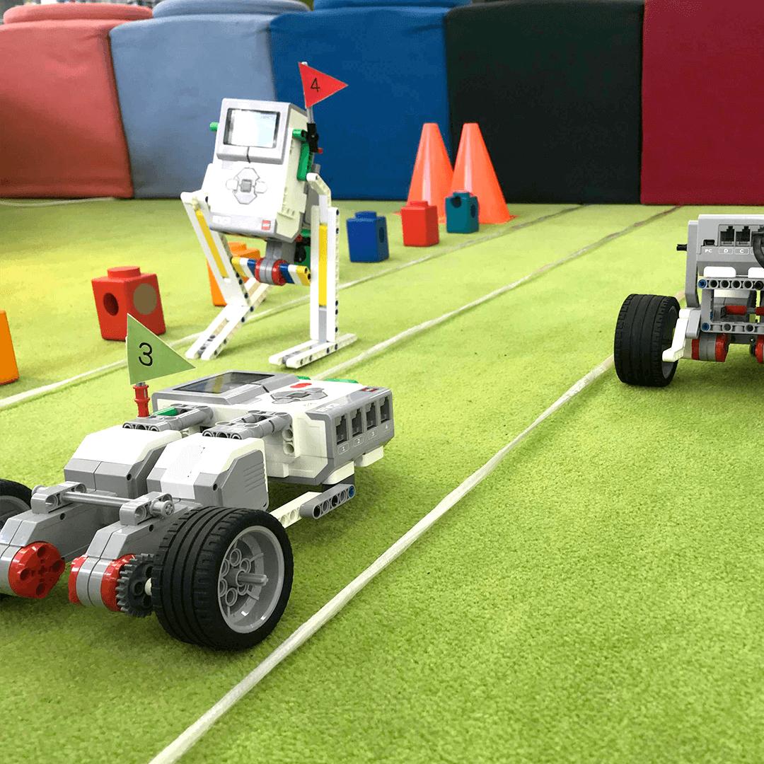 9.みんなで競争!ロボット競技会