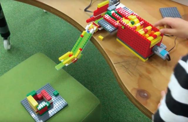 【通塾生限定】普段の授業の直後に+1回!連続受講で1つのロボットをつくり込もう