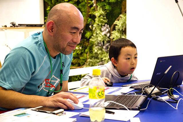 プログラミング教育のきっかけは親子で!教室などで開催されるイベント