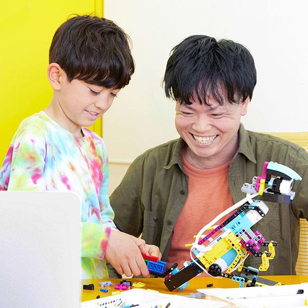 LITALICOワンダーオンラインでも ロボットテクニカルコースを開講!