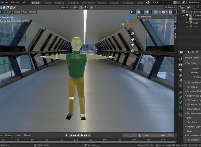 3Dゲームモデリングコース(全10回)