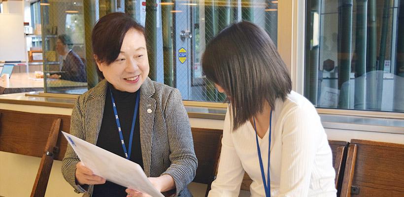 株式会社ピーエスシースマイル 代表取締役 窪田 様