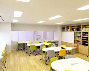 明るく開放的で居心地のよい空間づくりを大切にしてる就労移行支援事業所です。