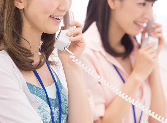 20代女性(コールセンターのお仕事・肢体不自由(身体障害))の就職・雇用事例