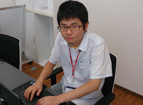S.Hさん男性(事務補助業務のお仕事)の就職・雇用事例