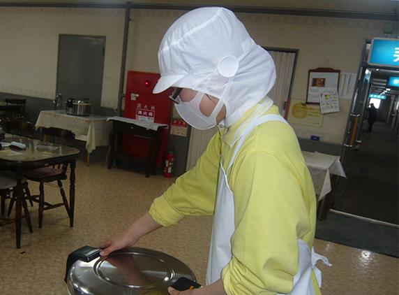 O.Mさん女性(調理のお仕事)の就職・雇用事例