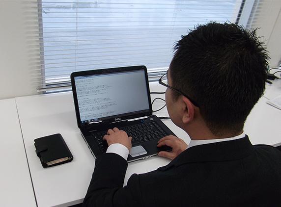 N.Tさん男性(事務職のお仕事)の就職・雇用事例