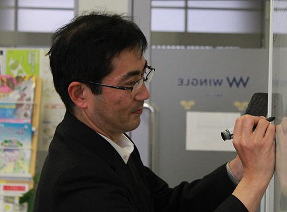 K.Kさん男性(LITALICOワークス浜松のお仕事)の就職・雇用事例