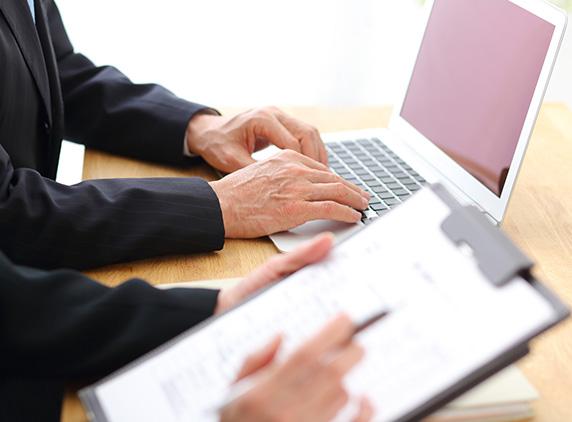 40代男性(プログラミングのお仕事・統合失調症)の就職・雇用事例