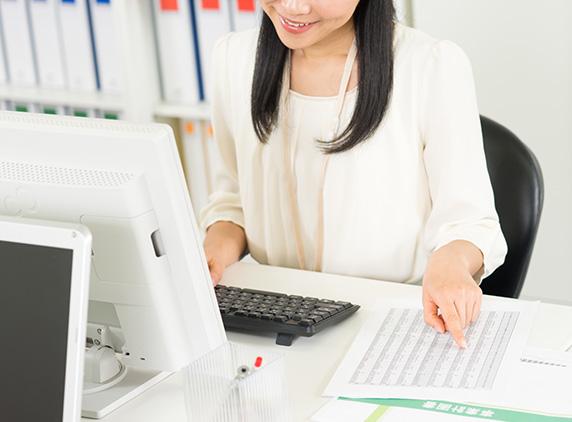30代女性(事務のお仕事・うつ病、不安障害、強迫性障害)の就職・雇用事例