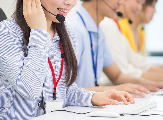 30代女性(コールセンターのお仕事・統合失調症)の就職・雇用事例