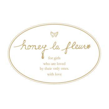 アクセサリーブランド「honey la fleur for girls who are loved