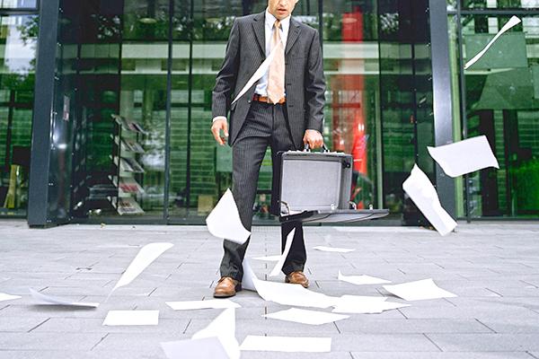 企業リスク