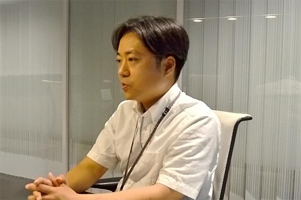 マーケティング部オンラインリードジェネレーター 佐藤さん