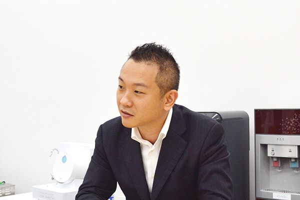 代表取締役社長 西村太郎さん