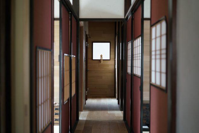 14建具屋廊下