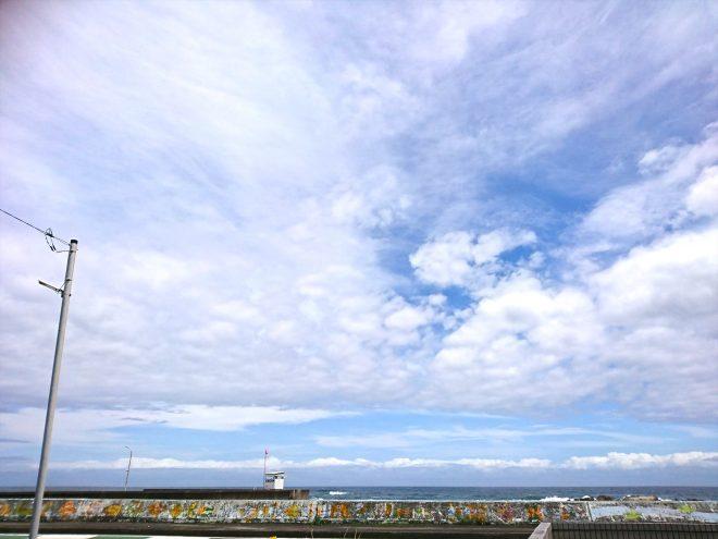 南房総市・千倉の海