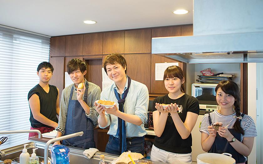 食を通し、幸せをつくる料理研究家・五十嵐豪のフリーランス独立秘話