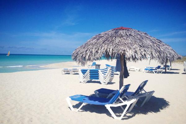外国の浜辺