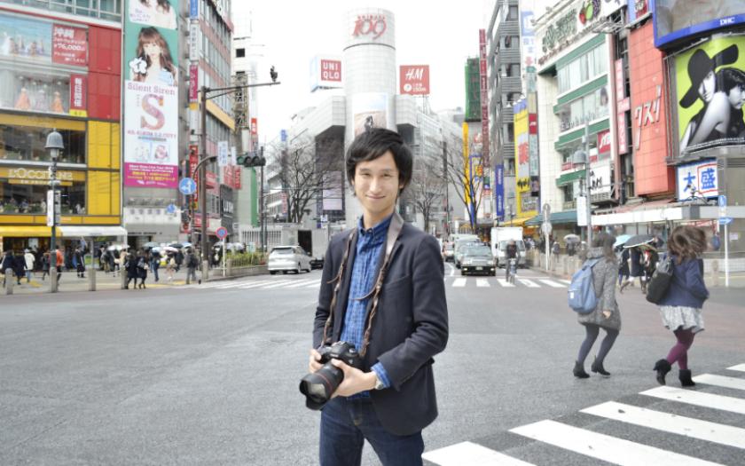 人生はシャッターチャンスと同じ! 一瞬の好機を逃さず、歩み始めた若きフリーカメラマン