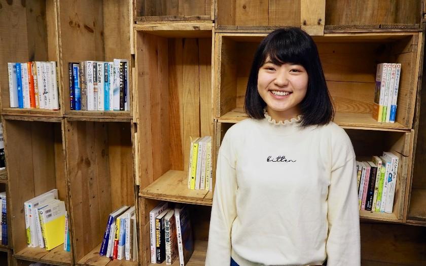 """「あんな大人にはなりたくない」の世界が一変した。現役大学生・鈴木みなみさんが見た、""""自分らしく""""を叶えるコミュニティ"""