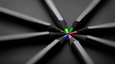 色彩心理から考える、デザインの知識
