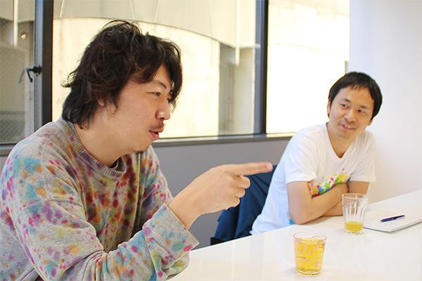 突破クリエイティブアワード2015|シモダテツヤ氏、みよしこういち氏
