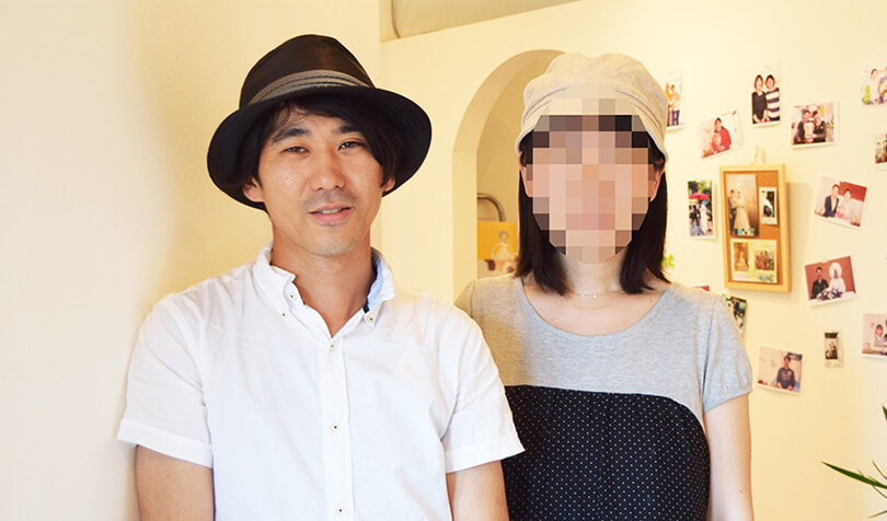 「Bridalチューリップ」笹川 孝雄さん<span>(仮名)</span><span> 20代後半 会社員</span>