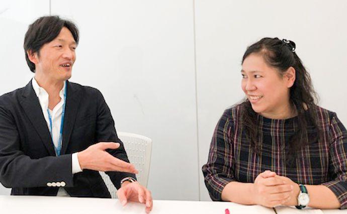 H.Iさんと田井さん