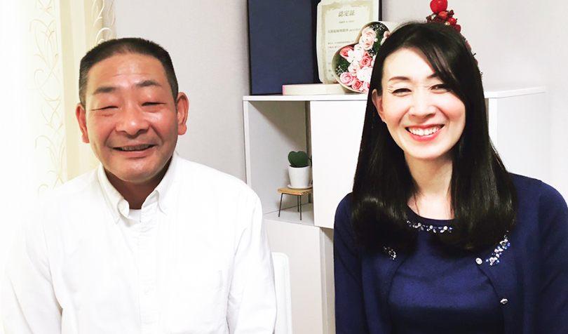 「大阪結婚相談所peridot」M.Sさん<span> 40代後半 地方公務員</span>