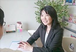 IBJシステムの使用感について話す茂木さん。