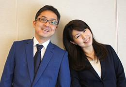 夫婦二人三脚でこれからも全力で会員様の良いご縁を繋ぎます!