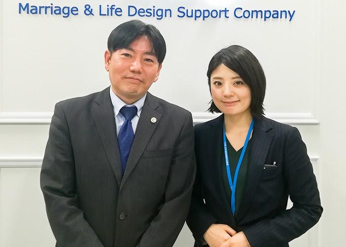100%の成婚を永遠の目標として掲げる竹田さん。