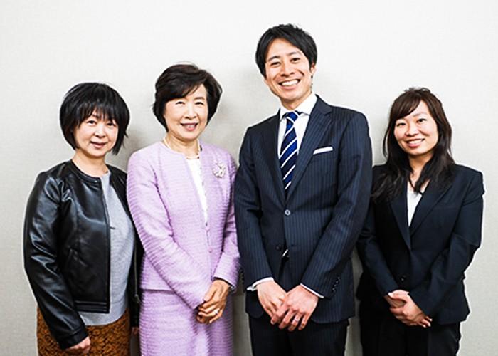 穰二さん、須美子さんとこの日出勤していたスタッフ達。 穰二さん、須美子さんとこの日出勤していたスタッフ達。