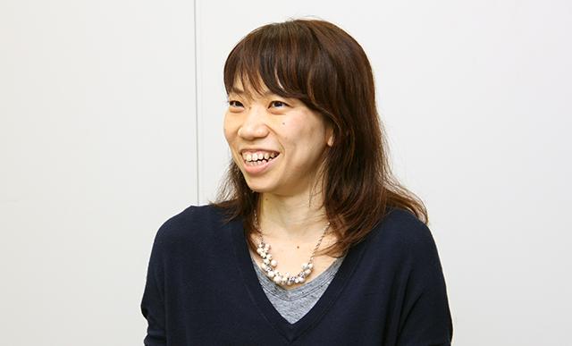 金井さんの写真