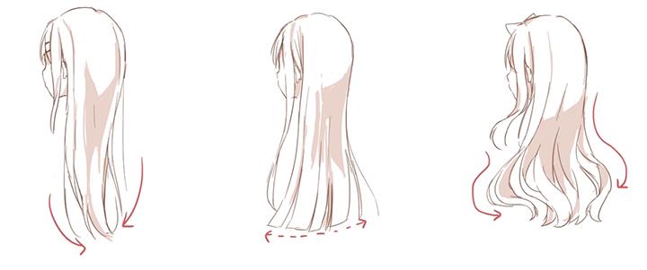 118_キャラクターの個性を演出する髪の描き方講座 (13)