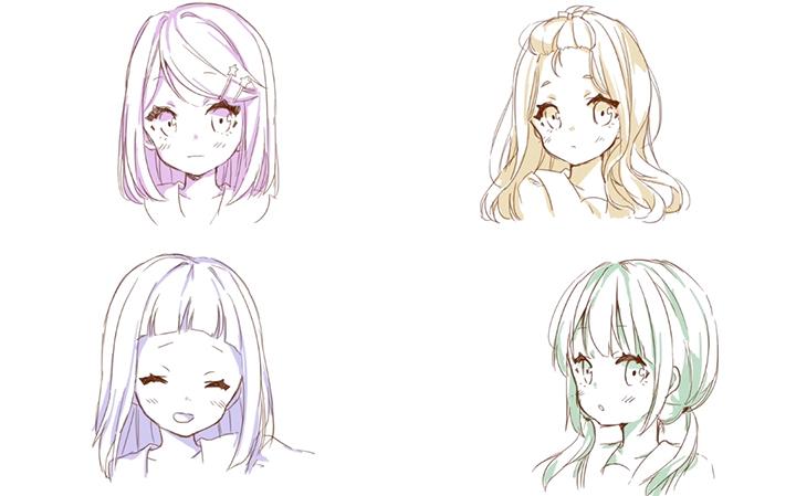118_キャラクターの個性を演出する髪の描き方講座 (9)